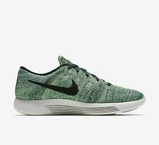 Nike LunarEpic Low Flyknit UK 8.5 EUR 43 New 843764 300 Seaweed/Ghost Green