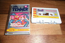 JAN TENNER  #  42 -- TEMPEL des TODES  //   MC von KIOSK 1988