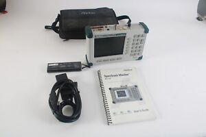 Anritsu MS2711D Handheld Spectrum Master Analyzer - AS IS
