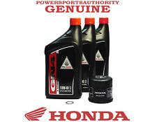 1998-2005 Honda Shadow 750 VT750 750 C CD DC OEM Complete Oil Change Kit H12