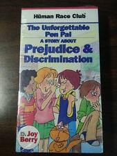 The Unforgettable Pen Pal - A Story About Prejudice and Discrimination - 1989