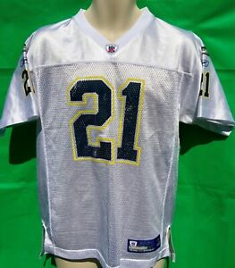 J223 NFL LA Chargers Ladainian Tomlinson #21 Reebok Jersey Youth XL 18-20
