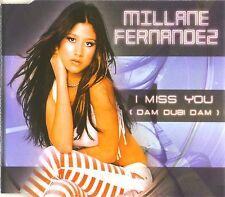 Maxi CD - Millane Fernandez - I Miss You (Dam Dubi Dam) - #A2010