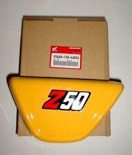 Honda Z50J1 Z50 Side Cover Yellow NEW Rare 83640-130-640ZA