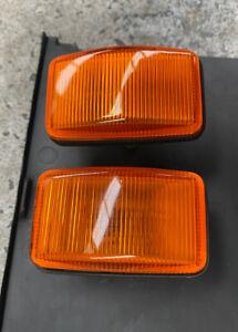 HOLDEN VR VS VN VP VG Orange Guard Indicators Pair COMMODORE BERLINA CALAIS SS