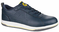 Amblers AS709 Ettrick Safety Mens Navy Steel Toe Cap Trainers Shoes UK6-12