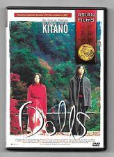DVD / DOLLS - FILM DE TAKESHI KITANO / CINEMA ASIATIQUE