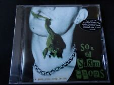 Various - Son of Slam Chops CD EXPLOITED DICKIES VANDALS ELECTRIC FRANKENSTEIN