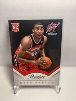 2013-14 Prestige #163 Otto Porter RC Rookie Wizards