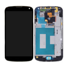 For LG Google Nexus 4 E960 LCD Display Touch Screen Digitizer W/ Frame Assembly