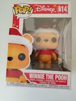 Funko Pop! Winnie The Pooh #614 Disney CHRISTMAS SANTA