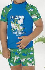 UV Schutzkleidung Kinder 2 teilig Gr. 74/80  Hai 50+ UV-Schutz 2 tlg.
