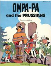 Ompa-Pa and the Prussians     Goscinny/Uderzo     1978