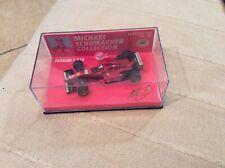 Modellino Ferrari F1 Micro Champ 1:64 Schumacher