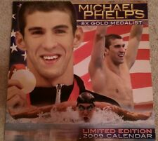 2009 Michael Phelps Calendar