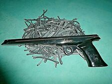 Rabaser Vintage 1980's Toy Rubber Band Gun With 300 Rubber Bands Included