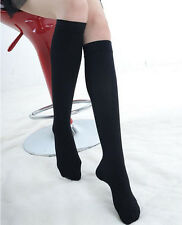 Top Compression Mmhg High Socks Calf Support Comfy Relieve Leg Men & Women 50cm