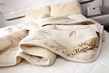Esclusivo Lana Merino Piumone 140 x 200 cm + cuscino 45 x 75 cm singolo set