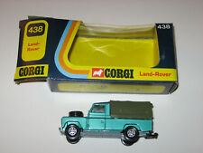 Corgi Toys No. 438 Land-Rover MIB New Old Stock