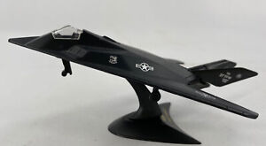 Maisto Tailwinds F-117A NIGHTHAWK With Stand Vintage 2001