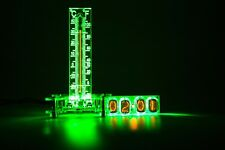 TOGETHER CHEAPER! Nixie Tube Thermometer on IN13 and Clock on IN12  nixie