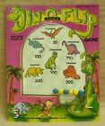 SMETHPORT - FLIP GAMES - DIN-O-FLIP , JR.  - NEW - MADE IN USA   ZSME-531