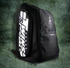 Twins Special Backpack Gym Bag Bag-5 Black Boxing Equipment Muay Thai Mma K1