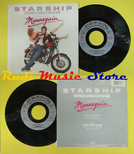 LP 45 7'' STARSHIP Nothing's gonna stop us now Layin'it on the line no cd mc dvd