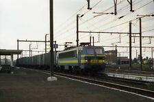 SNCB 2113 Merelbecke 6x4 Quality Rail Photo
