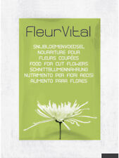 FLEUR VITAL QUALITY CUT FLOWER FOOD 0.5L SACHETS IN VARIOUS QUANTITIES