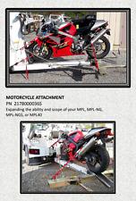 JERR DAN MPL WRECKER ATTACHMENT FOR MOTORCYLCES
