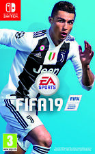 FIFA 19 Nintendo Switch Game PAL