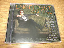 ENGELBERT HUMPERDINCK**ENGELBERT CALLING**CD  NEW!!!