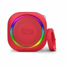 Divoom Airbeat 30 Bluetooth Wireless Red Portable Speaker with Mic