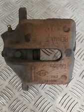 Renault Megane & Scenic brake caliper nearside front