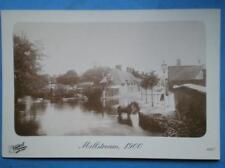 POSTCARD MILLSTREAM 1900