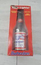 Vintage Table Budweiser Lighter Estate Sale