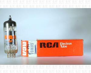 RCA 6AW8A 6AW8 Vacuum Tube Made In Japan NOS +Box