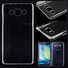Coque Housse Etui Rigide Ultra Fine Slim Transparent Samsung Galaxy A5 SM-A500F