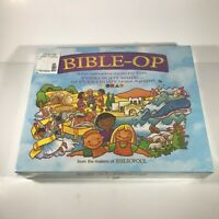 Bible-Op Bibleopoly Board Game Co-Operative Game for Kids