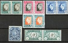 South Africa selection of KGV & KGVI mint stamps LMM
