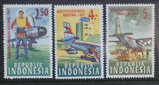 N25 INDONESIA: AVIAZIONE AEREI VOLO 1967  serie nuova