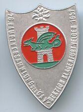 A684 - Abzeichen 7 6.Hvs ÖAV Sektion Klagenfurt-Velden 1957 Kärnten Anstecker