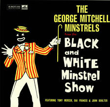 """12"""" The George Mitchell Minstrels From The Black And White Minstrel Show (Mono)"""