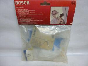 Bosch Arbeitssicherheit Set 3 Tlg.Schutzbrille Staubmaske Ohrpfropfen 2607018869