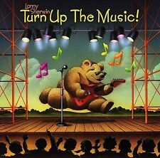 FREE US SHIP. on ANY 3+ CDs! NEW CD Lanny Sherwin: Turn Up the Music!