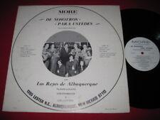 LOS REYES DE ALBUQUERQUE - MEGA RARE LATIN LP - MORE
