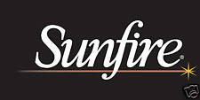 Sunfire CRM2  Ribbons / B-Stock / 1 Pair huge savings! AUTHORIZED DEALER !