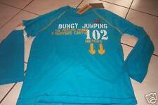 NAPAPIJRI cooles LA-Shirt Bungy Jump SO06 Gr. S NEU