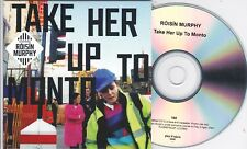 ROISIN MURPHY TAKE HER UP TO MONTO RARE PROMO CD